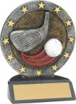 Golf - All-star Resin Trophy Allstar Resin Trophies