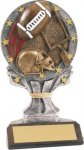 Football - All-star Resin Trophy Allstar Resin Trophies