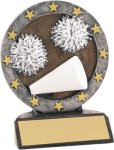 Cheerleading - All-star Resin Trophy Allstar Resin Trophies