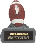 Football - Colored Resin Trophy Football Trophy Awards