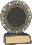 Blank -  All-star Resin Trophy Hockey Trophy Awards