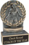 Wrestling - Wreath Resin Trophy Wreath Awards